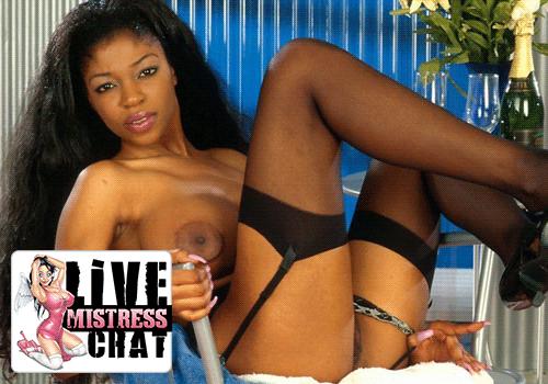Black Mistress Chat
