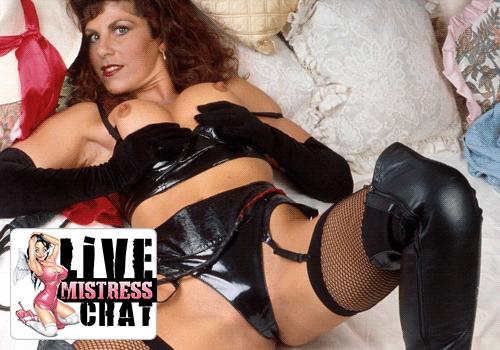 Live Mistress Chat