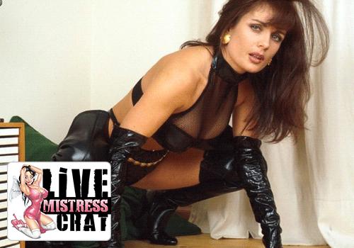Strict Mistress Chat